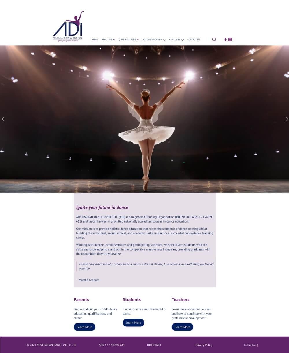 Australian Dance Institute