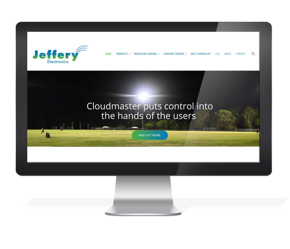 Jeffery Electronics Project